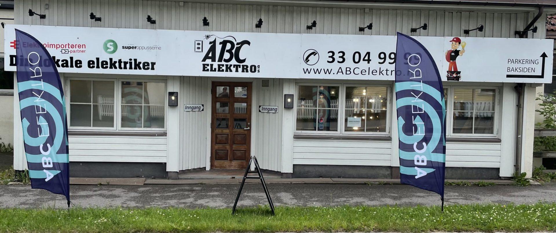 ABC Elektro A/S – Din Lokale Elektriker